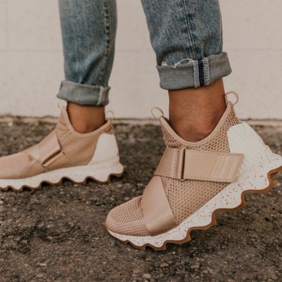 Sorel Shoes   Sorel Kinetic Sneak High